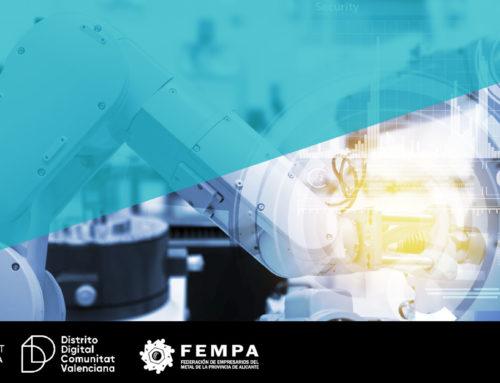 FEMPA y Distrito Digital presentan la Nueva Oferta Formativa 4.0