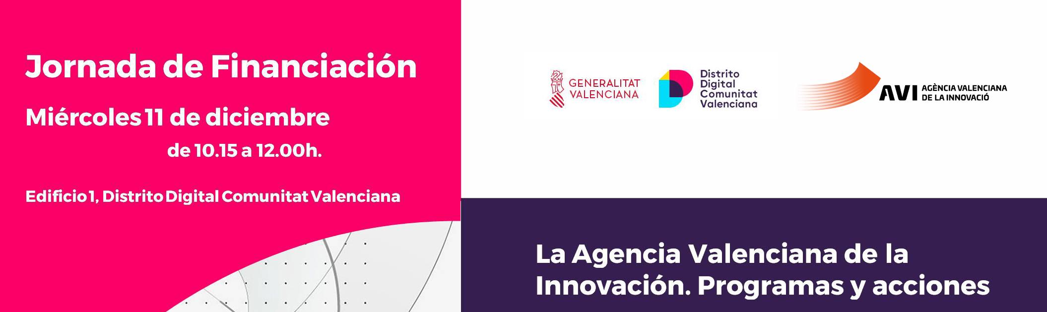 Jornada AVI Distrito Digital Comunitat Valenciana