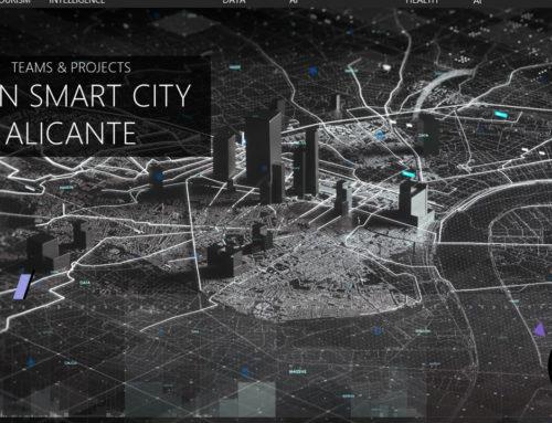 Open Smart City Alicante, un proyecto fraguado en Distrito Digital