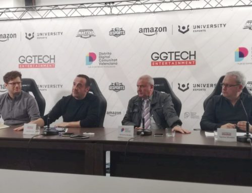 Comunitat Valenciana Digital District & GGTech step on the accelerator in the creation of a gaming and eSports hub