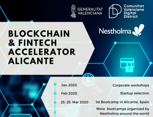 The I Bootcamp Blockchain & Fintech Accelerator Alicante gathers startups from 62 countries