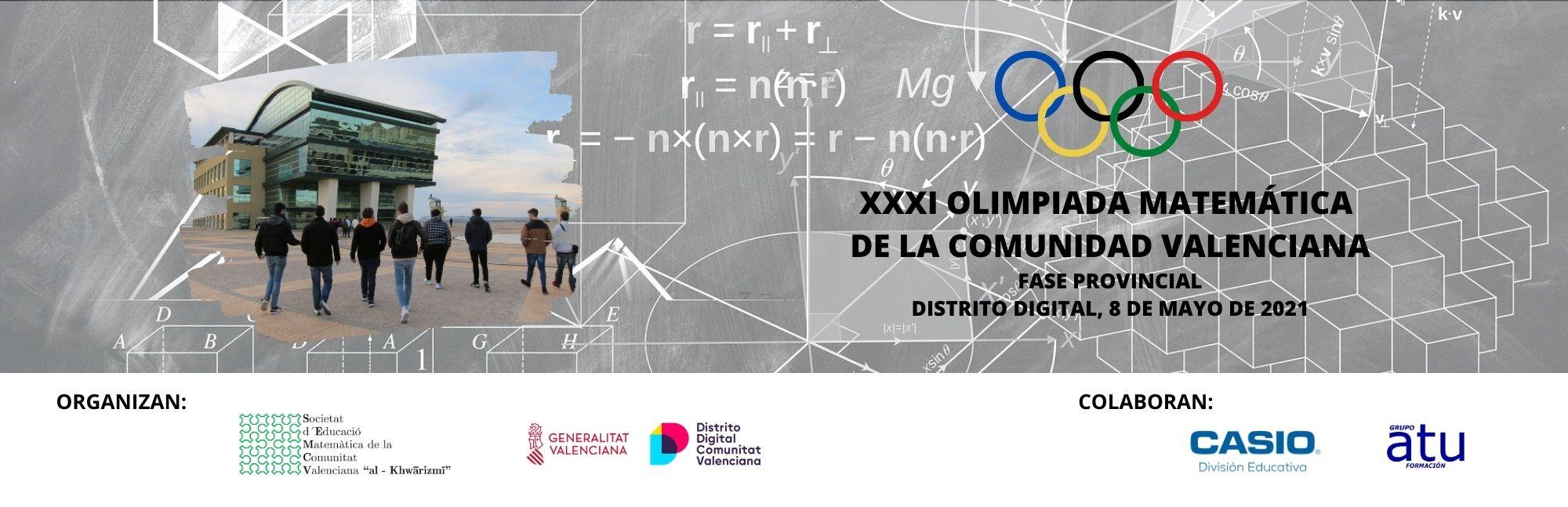 Olimpiada Matemática 2021