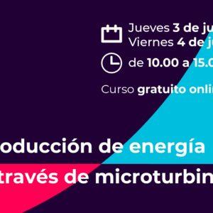 Curso Producción Energía Microturbinas