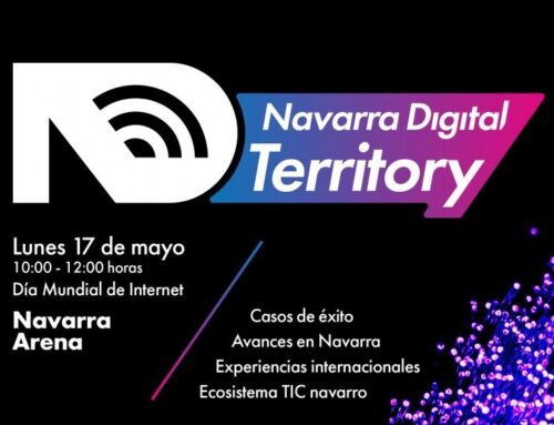 Distrito Digital participa en el encuentro Navarra Digital Territory